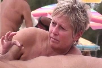 Strand fkk frauen am Alte Frauen