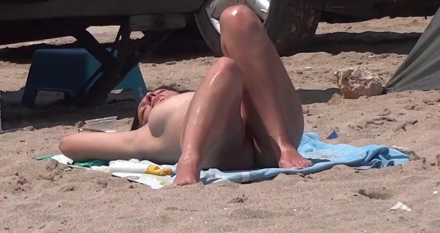 Strand nackt meine frau am Nackt Reife